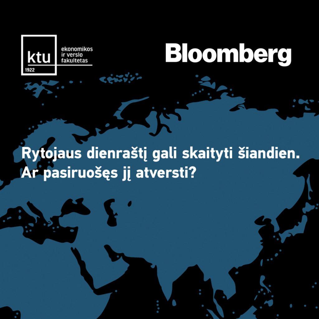 Mokymai dirbti su Bloomberg terminalu - skulpturusodas.lt - Kauno prekybos, pramonės ir amatų rūmai